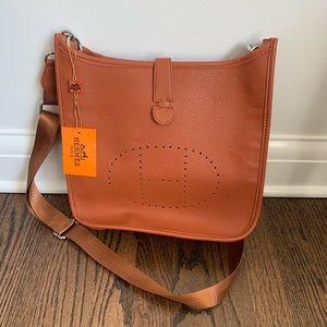 Handbags - Brown H Bag